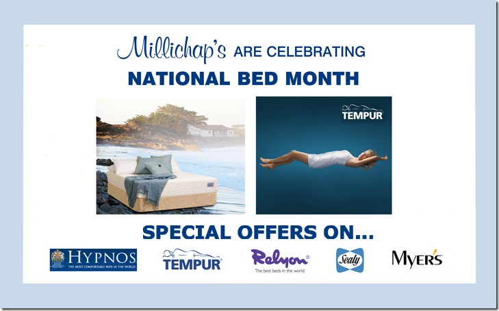 National Bed Month Isle of Man Special offers